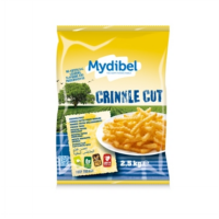 KENTANG MYDIBEL CRINCKLE CUT 2,5KG