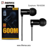 REMAX RM-600M Earphone With Microphone