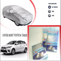 Cover Body Mobil Sarung Mobil Selimut Mobil Toyota Yaris 2014