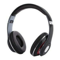 #FH029/ Headphone Bluetooth Stereo JBL TM-010S OEM/MP3 Player+FM Radio