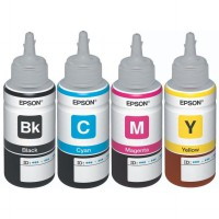 EPSON T6641 T6642 T6643 T6644 INK BOTTLE 70ML (ORIGINAL)