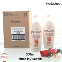 Jergens Age Defying 650ml (Made in Australia) (ASLI IMPORT)