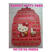 KARPET MOBIL HELLO KITTY FREN