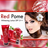 Redpome Lotion 300 gr (SPF50++) | Red Pomegranate | Korean Whitening Lotion Best Selling!!