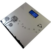 Timbangan Badan Digital / Electronic Glass scale