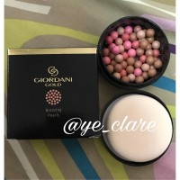 Giordai Gold Bronsing Pearls - Natural Radiance
