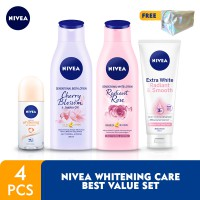 NIVEA Whitening Care - Best Value Set