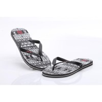 HDF sandal | ARABIAN [BLACK/WHITE]