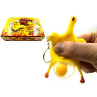 Stress / Squeze Toy TURKEY EGG n MR BANANA