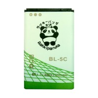 BATTERY BATERAI DOUBLE POWER DOUBLE IC RAKKIPANDA NOKIA BL-5C 2500mAh