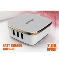 LDNIO Desktop Charger 6USB Port 7Ampere output GOOD QUALITY