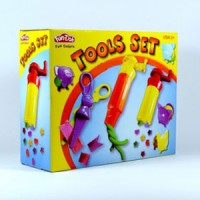 Fun Doh Tool Set - Lilin Mainan Anak FunDoh / PlayDoh / Play Doh murah