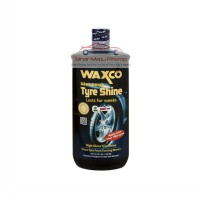 Waxco Nano Tech Wet Look Tyre Shine - Semir Ban Mobil 500 ml Original Malaysia