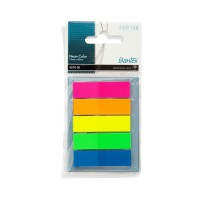 Bantex Flexi Tab 5 Neon Colour #8870 00
