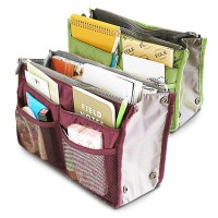 Handbag Organizer / Korean Bag Double Reseleting / Bag in Bag