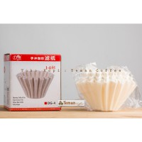 Diguo Wave 185 Coffee Filter 50Pcs