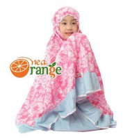 MUKENA ANAK Size L (5-7th)