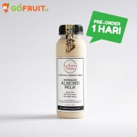 Almond Milk Jasmine Tea 250 ml