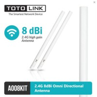 Antenna 8dBi Omni Directional 2.4G - TOTOLINK A008KIT
