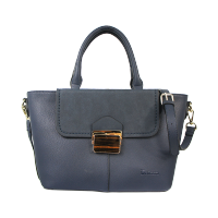 Bellezza YZ720241 Woman Top Handle Handbag - Blue