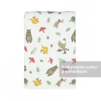 Little Palmerhaus Tottori Baby Towel - Woodland