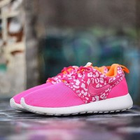 NIKE ROSHE ONE GS 'PINK POW/WHITE/TOTAL ORANGE' ORIGINAL MADE IN INDONESIA limited
