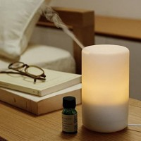 Sale USB Aroma Diffuser Humidifier Colorful LED Light - 50ML - OLB1389 Termurah