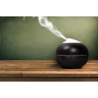 Sale H03 - Essential Oil Aromatherapy Diffuser Ultrasonic Cool Mist Aroma H Termurah