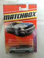 Matchbox 2007 Ford Shelby GT500 Die Cast Collection