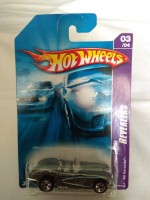 Hotwheels 58 Corvette Revealers Die Cast Collection