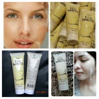 EGG WHITE PEEL OFF MASK / MASKER PUTIH TELUR ORIGINAL