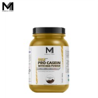 Muscle First Gold Pro Casein 2 Lbs Glame Chocolate - lb bpom bubuk fit fitness gym halal kasein otot pom protein suplemen susu whey