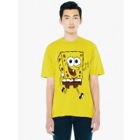 Fantasia T-Shirt Pria Best Day Ever - Kuning