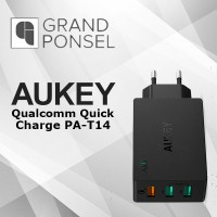 Aukey Qualcomm PA-T14 Quick Charge 3.0 3-Port USB