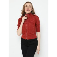 Mobile Power Ladies Bolero Jacket - Teracotta N7179