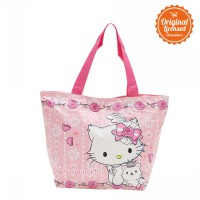 Tote Bag Charmy Kitty Pink