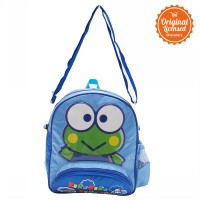 Small Backpack Kero Keroppi Blue