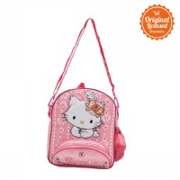 Small Backpack Kitty Charmy Pink