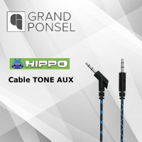 Cable Aux Hippo Tone Kabel Aux Kabel Audio 3.5mm 100cm Male To Male