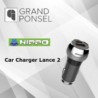 Car Charger Hippo Lance 2 Ports Fast USB Casan Mobil
