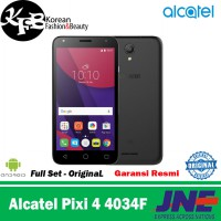 Alcatel Pixi 4 4034F 8GB - Original - Garansi