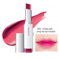LANEIGE TWO TONE LIP BAR NO 14 DEAR PINK