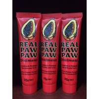 [REAL PAW PAW] REAL PAW PAW OINTMENT 25 gram ORIGINAL 100% From AUSTRALIA