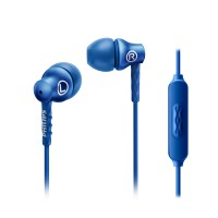 Philips Earphone With Mic SHE 8105 Biru