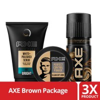 AXE Brown Package