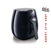 Philips Viva Collection Airfryer HD-9220/20 Hitam