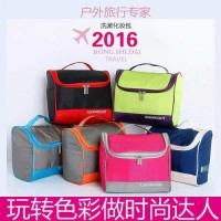 Toiletry Pouch Tas Alat Mandi Kosmetik Travel Organizer Bag