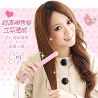 Portable Mini Magic Hair Iron compact straightener _for travel