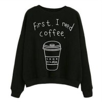 coffee sweater SJ0018
