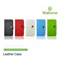 Wallston Leather Case for Samsung Galaxy Mega 5.8
